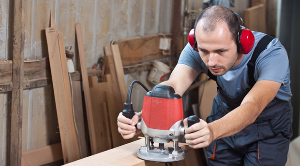 cabinet maker's building insurance policy