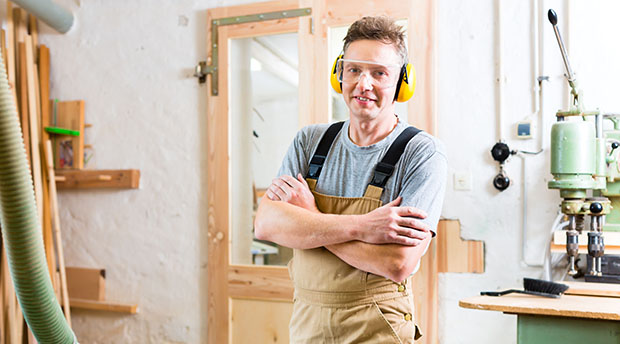carpenter business owner's insurance experts