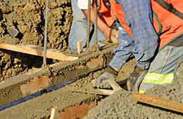 concrete installer package insurance quote