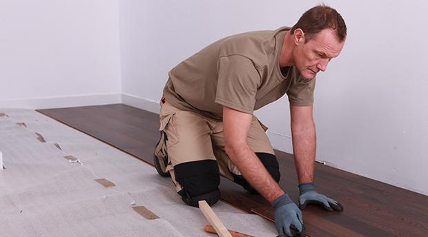 flooring contractor BOP quote