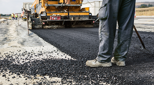 road paving contractor general liability