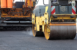 commercial insurance road paving contractor