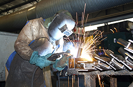 workers compensation quote for welding crews