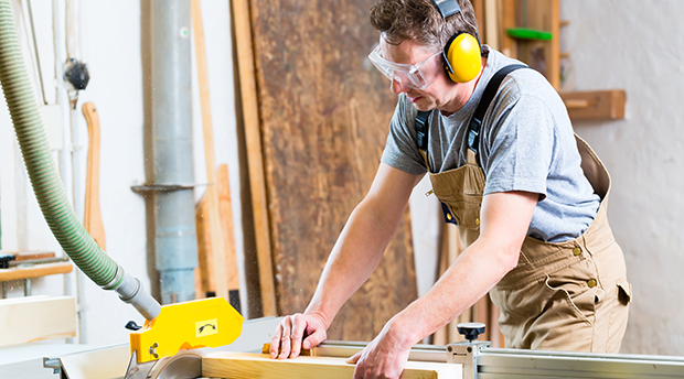 building insurance for woodworkers